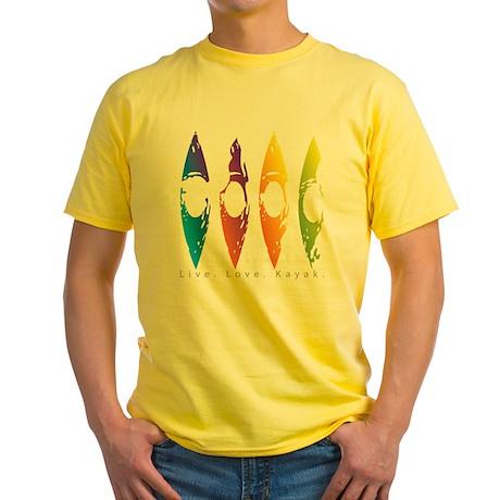 kayakgirlz_design001-07 T-Shirt