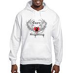 Cure Melanoma Hooded Sweatshirt