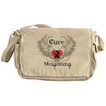Cure Melanoma Messenger Bag