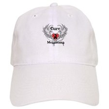 Cure Melanoma Baseball Cap