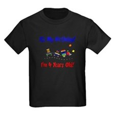 bday train 4 T-Shirt