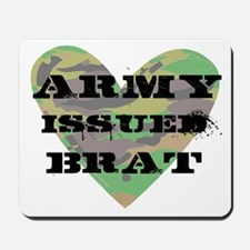 Army Issued Brat Mousepad
