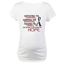 © Supporting Admiring 3.2 Melanoma Shirts Maternit