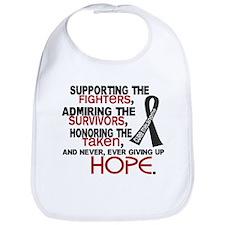 © Supporting Admiring 3.2 Melanoma Shirts Bib
