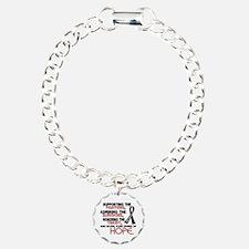 © Supporting Admiring 3.2 Melanoma Shirts Bracelet