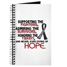 © Supporting Admiring 3.2 Melanoma Shirts Journal