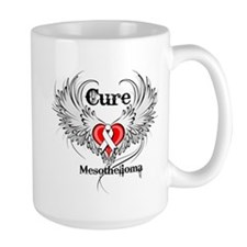 Cure Mesothelioma Mug