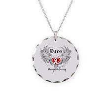 Cure Mesothelioma Necklace