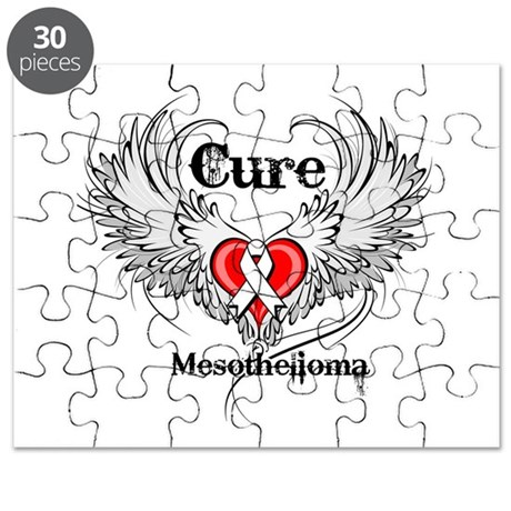 Cure Mesothelioma Puzzle