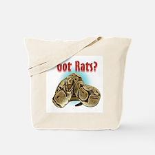 Snake Python2 Got Rats Tote Bag