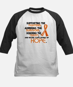 © Supporting Admiring 3.2 Kidney Cancer Shirts Kid
