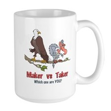 Maker vs Taker Mug