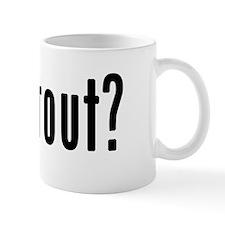 GOT TROUT Mug