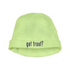 GOT TROUT baby hat