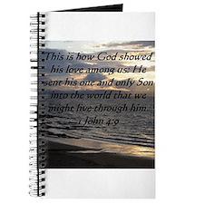 Cool Bible verses Journal
