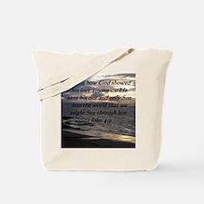 Funny Yahweh Tote Bag