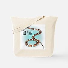 Snake Got Mice Tote Bag
