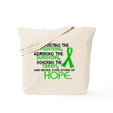 © Supporting Admiring 3.2 Lymphoma Shirts Tote Bag