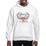 Cure Neuroblastoma Hooded Sweatshirt