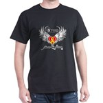 Cure Neuroblastoma Dark T-Shirt