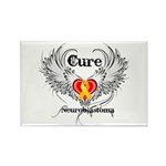 Cure Neuroblastoma Rectangle Magnet (100 pack)