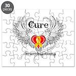 Cure Neuroblastoma Puzzle