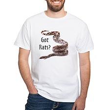 Snake Boa Got Rats Shirt