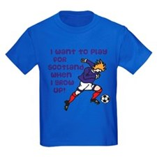 Play for Scotland T