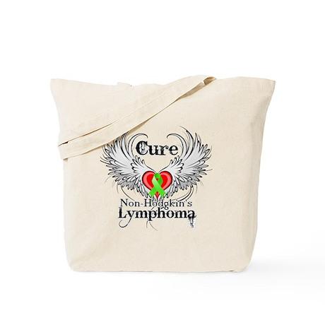 Cure Non-Hodgkins Lymphoma Tote Bag