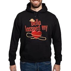 Bella Lassoed My Heart Hoodie