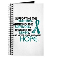 © Supporting Admiring 3.2 Ovarian Cancer Shirts Jo
