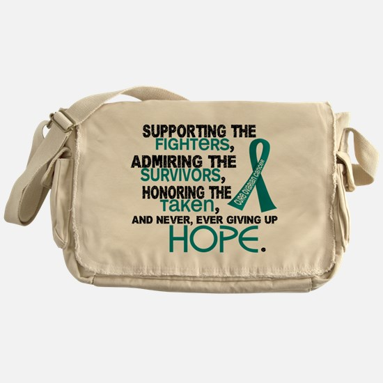 © Supporting Admiring 3.2 Ovarian Cancer Shirts Me