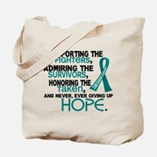© Supporting Admiring 3.2 Ovarian Cancer Shirts To