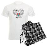 Cure Ovarian Cancer Men's Light Pajamas