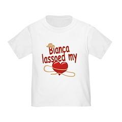 Bianca Lassoed My Heart T