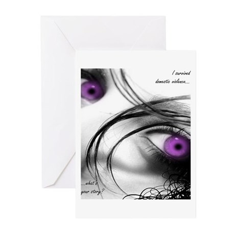 I Survived Greeting Cards (Pk of 10)