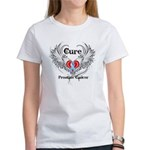 Cure Prostate Cancer Women's T-Shirt