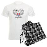 Cure Prostate Cancer Men's Light Pajamas