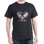 Cure Prostate Cancer Dark T-Shirt