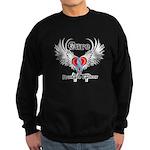 Cure Prostate Cancer Sweatshirt (dark)