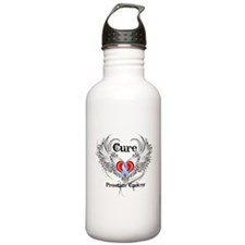 Cure Prostate Cancer Water Bottle