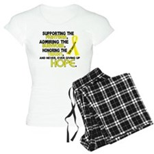 © Supporting Admiring 3.2 Sarcoma Shirts Pajamas
