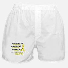 © Supporting Admiring 3.2 Sarcoma Shirts Boxer Sho