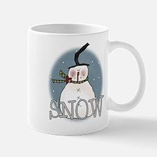 Primsical Snowman Mug