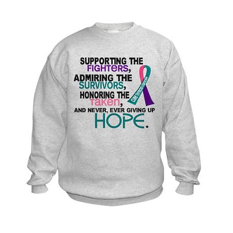 © Supporting Admiring 3.2 Thyroid Cancer Shirts Ki