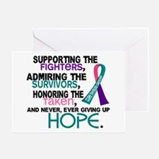 © Supporting Admiring 3.2 Thyroid Cancer Shirts Gr