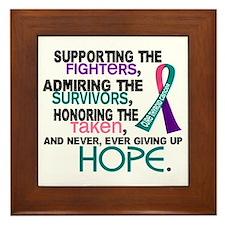 © Supporting Admiring 3.2 Thyroid Cancer Shirts Fr