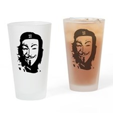 Cute 4chan Drinking Glass