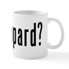 GOT LEOPARD Mug