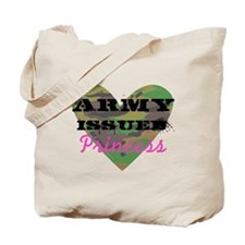 Army Issued Princess Tote Bag